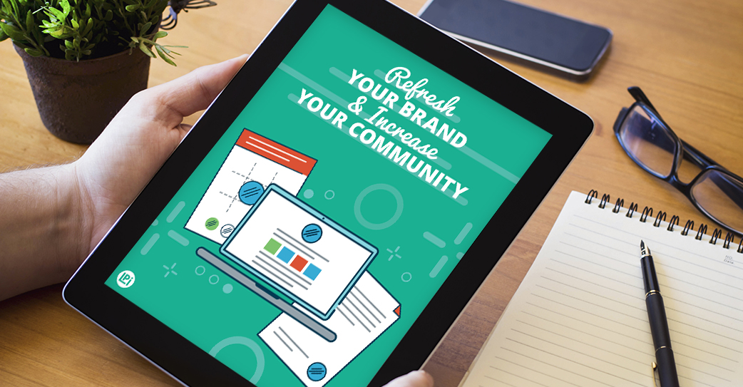 Resource 'Refresh Your Brand & Increase Your Community