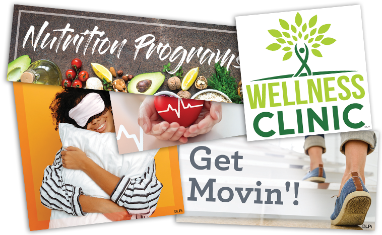 Examples of Senior Health Clip Art